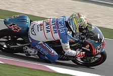 Moto3 - Talmacsi weiß, was zu tun ist