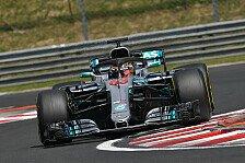 Formel 1, Ungarn-Testfahrten 2018: Ticker-Nachlese zum Mittwoch