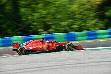 Formel 1, Ungarn-Testfahrten 2018: Ticker-Nachlese zum Dienstag