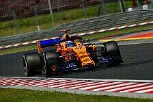 Formel 1, Lando Norris am Scheideweg: 2019 schon Alonso-Ersatz?