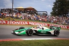 IndyCar: Rene Binder nach dem Honda Indy 200 in Mid-Ohio