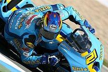 MotoGP - Bestzeit für Hopkins
