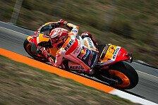 MotoGP Brünn 2018: Marquez holt Bestzeit im 4. Training