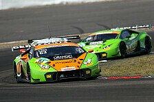 ADAC GT Masters Nürburgring: GRT Grasser Racing feiert Podest