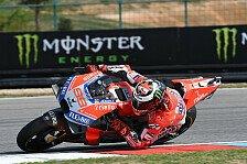 MotoGP Brünn - Lorenzo hadert: Dovizioso zu spät attackiert