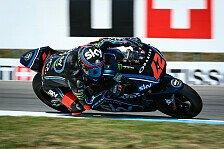 Moto2 Silverstone 2018: Bagnaia schnappt sich Pole vor Gardner