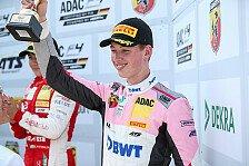 David Schumacher ist Rookie-Champion der ADAC Formel 4