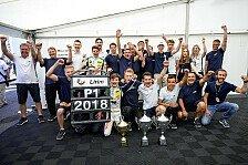 ADAC Formel 4 Meister im Portrait: Lirim Zendeli
