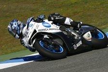 MotoGP - Konica Minolta Honda soll nach vorne kommen