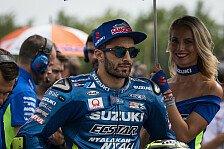 MotoGP-Blog: Andrea Iannone hat immer ein Kondom dabei