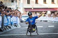 Alex Zanardi: Medaillen und DTM-Testfahrten mit BMW