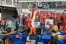 NASCAR Watkins Glen: Dramatischer 1. Sieg für Chase Elliott