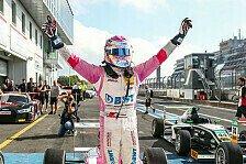 Niklas Krütten gewinnt erstes Formel-Rennen seiner Karriere