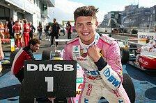 Beeindruckender Einstand für Niklas Krütten im Formelsport