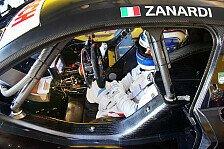 Zanardis DTM-Gaststart: Das Geheimnis hinter der Startnummer 12