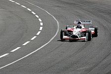 A1GP - Marcel Fässler sieht zweimal die Zielflagge
