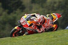 MotoGP Spielberg 2019: Marquez führt FP2 an, Dovizioso stürzt