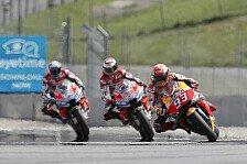 Andrea Dovizioso hadert mit verpasstem MotoGP-Sieg in Spielberg