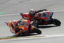 Lorenzo vs. Marquez: So analysieren sie ihr MotoGP-Duell