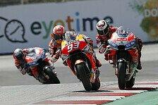 MotoGP - Marc Marquez zu Ducati: Das ist dran am Gerücht