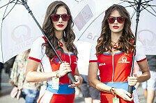 MotoGP Spielberg 2018: Grid Girls beim Österreich-GP