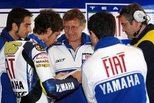 MotoGP - Brivio und Gresini