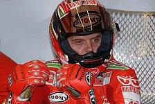MotoGP - Capirossi war abgelenkt