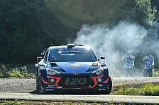 WRC Rallye Deutschland 2019: Zahlen und Fakten