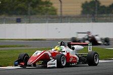 Mick Schumacher holt zweiten Formel-3-Sieg in Silverstone