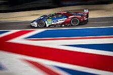 WEC - Pech in Silverstone: P6 statt Sieg für Stefan Mücke