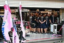 Formel 1 Spa 2018: Donnerstag in der Ticker-Nachlese
