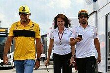 Wilder Wechsel-Sommer: Formel-1-Stars Alonso & Co im Verhör
