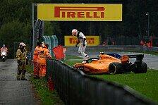 Formel 1, Vandoorne hadert mit McLaren: Meine schlimmsten Jahre
