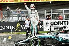 Formel 1 Spa 2018: Ticker-Nachlese zur Hamilton-Pole