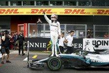 Formel 1 2018 Spa, Qualifikation kompakt beim Belgien GP