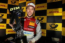 Formel E 2018/19: Frijns vor Wechsel zu Audi-Partner Virgin
