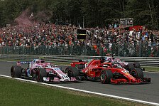F1 Spa: Force India ist zurück! Spitzen-Kampf, Doppel-Punkte