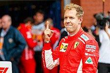 Formel 1, MSM-Leser: Vettel Fahrer des Jahres - Riesenvorsprung