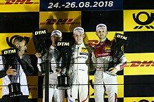 DTM Misano 2018: Die besten Fotos vom Nachtrennen