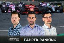 Formel-1-Fahrerranking Spa 2018: Vettel muss sich Sieg teilen