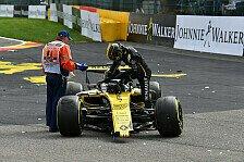 Nico Hülkenberg hofft auf Singapur: Drei Rennen Dreck gefressen