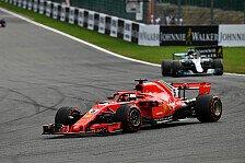 Formel 1 Spa 2018, Presse: Supermotor! Vettel versenkt Hamilton