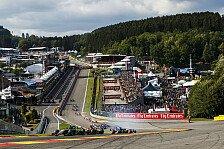 Formel 2 und Formel 3 Spa 2019: News-Ticker zum Belgien GP