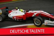 Deutsche Formel-1-Talente: Wer folgt auf Sebastian Vettel?