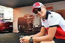 Ericsson glaubt an F1-Zukunft: Sauber-Reservebank beste Option