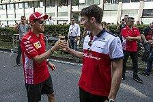 Formel 1 Pro & Contra, Leclerc vs Vettel: Ferrari-Wachablösung?