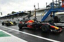 Formel 1 Monza 2018: Red Bull nimmt C-Spec Motor von Renault