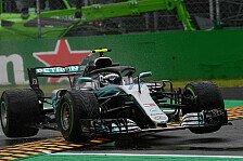 Formel 1 Monza: Darum war Bottas im Qualifying so schwach