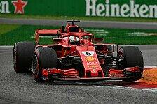 Formel 1, Vettel sieht Vorteil in Abflug: kenne jetzt das Limit