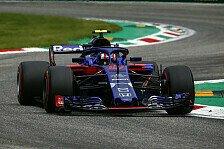 Formel 1 - Honda-Aufschwung hält an: Gasly feiert Q3 in Monza